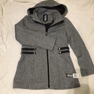Jackets & Blazers - Gray Winter Coat